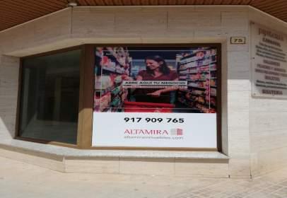 Local comercial en calle del Cura, nº 51